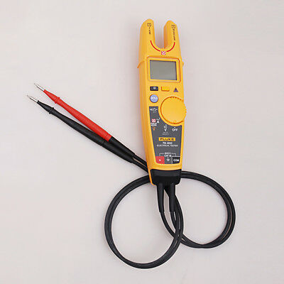 FLUKE T6-600 Clamp Continuity Current Electrical Tester