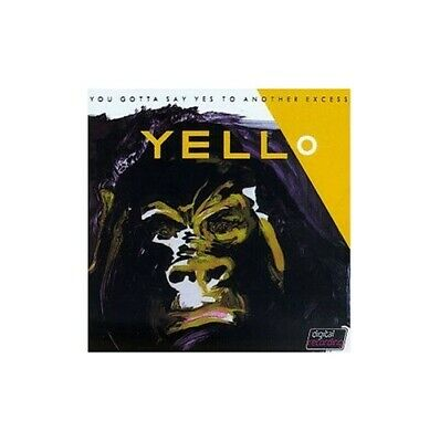 Yello - You Gotta Say Yes To Another Excess [European Import] - Yello CD 3TVG
