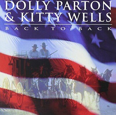 Parton, Dolly - Back To Back - Parton, Dolly CD 35VG The Cheap Fast Free Post