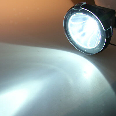 7 Inch 100W Jeep HID Driving Lights Xenon Spotlight Work Lamps 4WD 12V