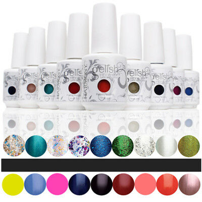 15ml Soak Off GelColor UV/LED Gel Nails Nail Polish Harmony Gelish ORIGINAL