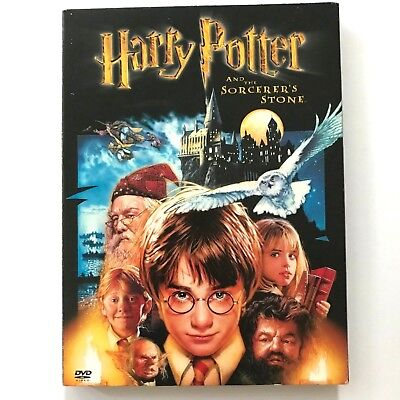 Harry Potter And The Sorcerer's Stone Special Edition DVD Box Set