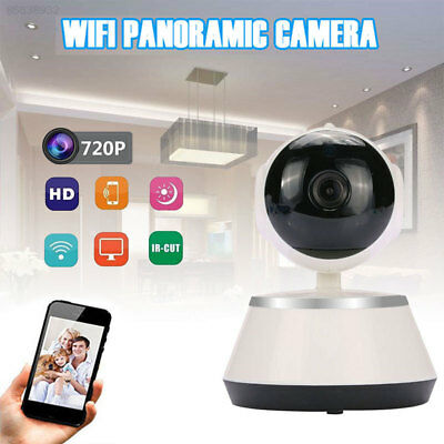 A45E V380 WIFI Network Camera Remote Video 360°Eyes H 380 Support Android  IOS