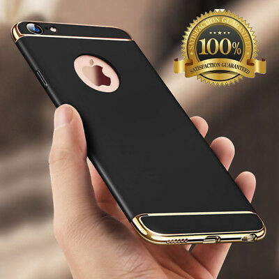 Tough Armour Case Hard Front Back Case Duty Cover Skin For iPhone 6 6S 7 Plus 5S