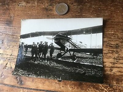 photographie ancienne avion N 70