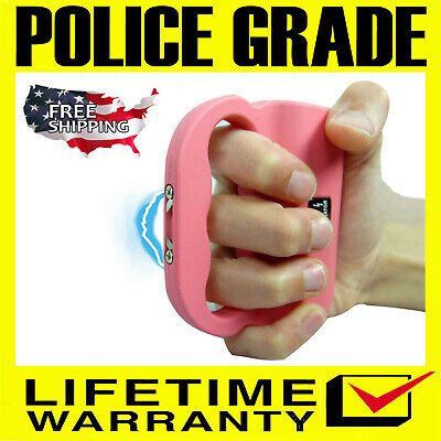 Police Stun Gun SGT510 - 68 BV Maximum Power Police Strength, Blinding Light