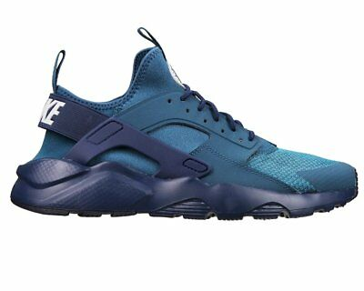 best website fd639 48d1f Nike Air Huarache Run Ultra 819685 414 Trainers Blue Force