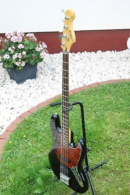 **Vintage  Fenix Jazz Bass** by Young Chang