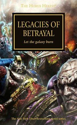 Legacies of Betrayal by Graham McNeill 9781784960162 (Paperback, 2015)