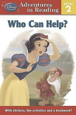 Disney Level 2 for Girls - Princess Who Can Help? (Adventures in Reading L2/Girl