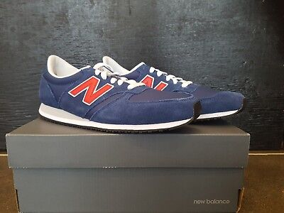 New In The Box New Balance U420Mtr Navy Classic Shoe For Men