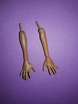 Monster High Doll Clawdeen Wolf Replacement Right & Left Arms & Hands