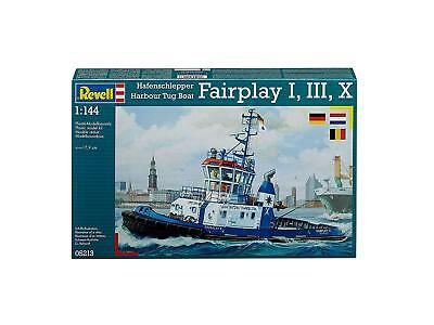 Revell 05213 Bausatz Hafenschlepper Harbour Tug Fairplay 1:144