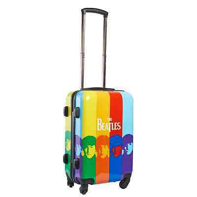 Beatles 21 inch Spinner Carry On Suitcase