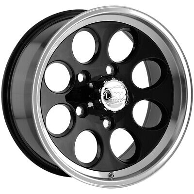 Cpp Ion 171 Wheels Rims 15x10 Fits Chevy C10 C1500 Cheyenne K5