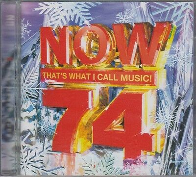 Now That's What I Call Music 74 (Various) 2 CD Set Lady GaGa, Beyonce, Jay Z