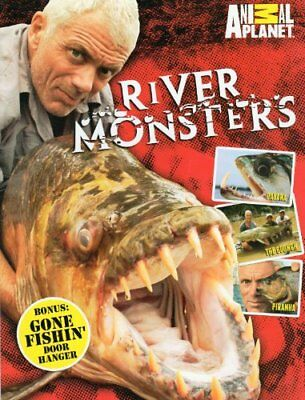 River Monsters (Animal Planet) Book The Cheap Fast Free Post