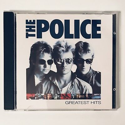 The Police - Greatest Hits [Audio CD] (1992)