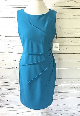ea3009f7 CALVIN KLEIN SUNBURST Sheath Dress Woman 4/6/8/12 NWT - $59.99 ...