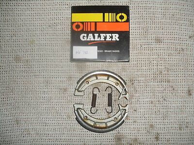 Galfer Motorcycle Brake Shoes MF712 MF 712