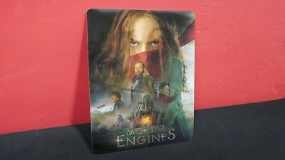 MORTAL ENGINES - 3D Lenticular Magnet / Magnetic Cover for STEELBOOK
