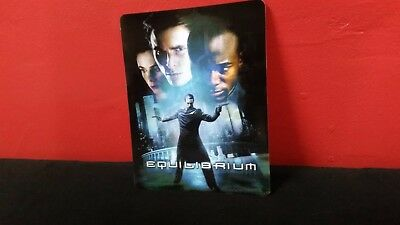 EQUILIBRIUM - 3D Lenticular Magnet / Magnetic Cover for BLURAY STEELBOOK