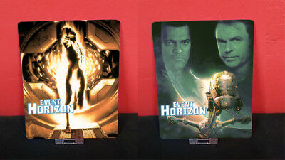 EVENT HORIZON - 3D Lenticular Magnetic Cover / Magnet for Bluray Steelbook