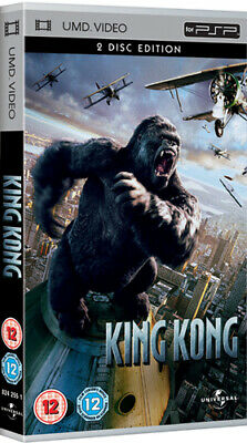 King Kong DVD (2006) Naomi Watts
