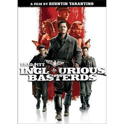 Inglourious Basterds (Single-Disc Edition), New DVDs