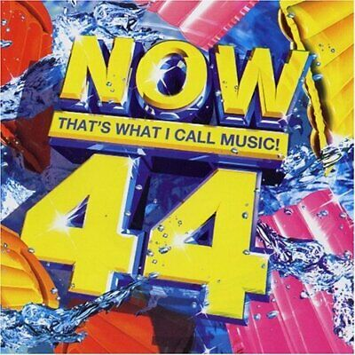 Various Artists : Now Thats What I Call Music 44 (South Af CD