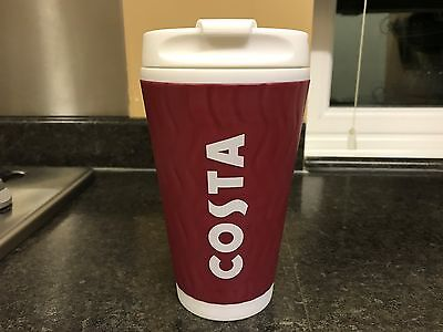 Costa Coffee Travel Mug Tumbler Cup Flask Insulated Double