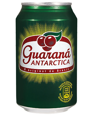 Guarana Antarctica 330mL Other Drinks case of 24