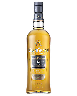 Glen Grant 18 Year Old Rare Edition Scotch Whisky 700mL bottle