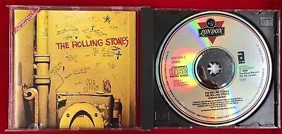 The Rolling Stones ‎– Beggars Banquet - London ‎– 800 084-2 W. Germany CD