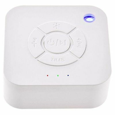 White Noise Machine Sleep Sound Machine15 Non-Looping Soothing Sounds For Sle4S2