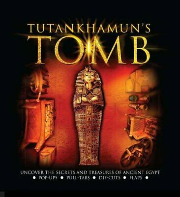 Tutankhamun's Tomb (Discoverology) by Anderson, Dr. Julie Renee Book The Cheap