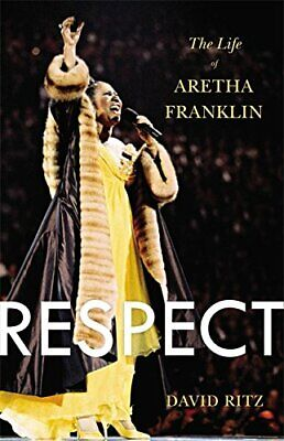 Respect: The Life of Aretha Franklin by Ritz, David Book The Cheap Fast Free