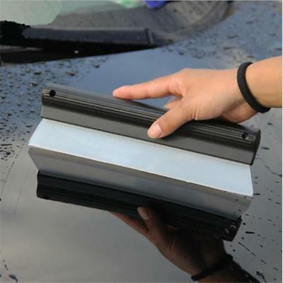 Squeegee Car Antislip Wiper Water Blade Non-Scratch Silicone Clean Window LJ