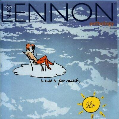 John Lennon Anthology -  CD 1QVG The Cheap Fast Free Post The Cheap Fast Free