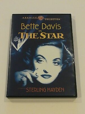 THE STAR Bette Davis  (DVD-R 2017) ARCHIVE COLLECTION