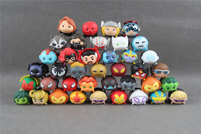 95% New Marvel Tsum Tsum Vinyl Figure LARGE size out of pack