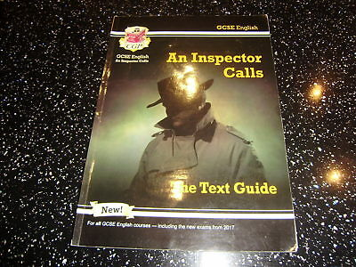 GCSE English Literature Text Study Guide An Inspector Calls CGP Books Revision