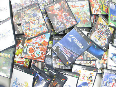 WHOLESALE Playstation 2 Lot 50 FREE Shipping Video Game Sony 1123p2