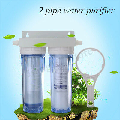 Carbon Water Filter System Reverse Filtration Osmosis Home Drinking Purifier