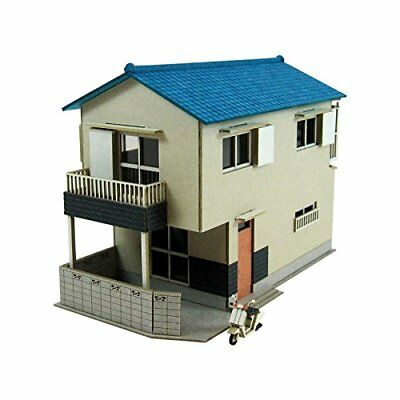 Sankei nostalgic of the diorama series 1/150 Minka E Paper Craft MP03-107