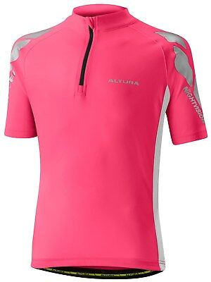 ALTURA NIGHT VISION Short Sleeve Mens Cycling Jersey - Yellow - EUR ... 60f07026e