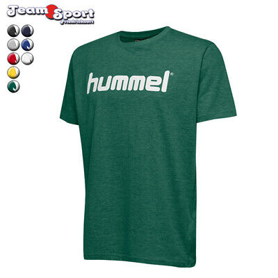 Hummel Go Cotton Logo T-Shirt - Herren / Training Freizeit / Art. 203513