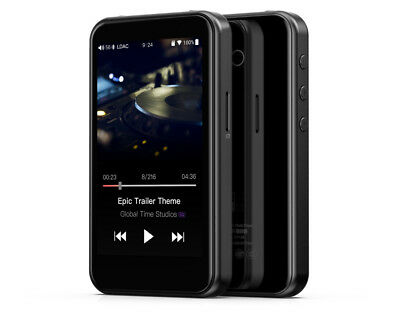 FiiO M6 High Resolution Lossless Audio Player & DAC -Black