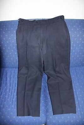 Qantas mens suit pants - George Gross and Harry Who - Mens 87cm / 34R