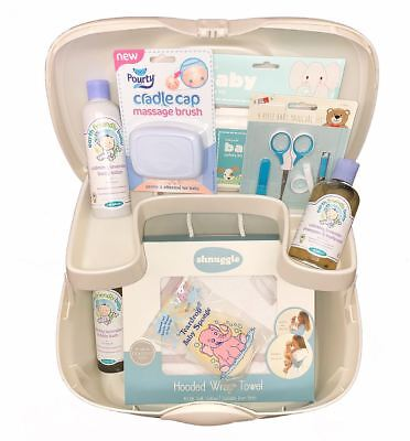 The Neat Nursery 9 Piece Baby Gift Set Bundle Newborn Christening Baby Shower